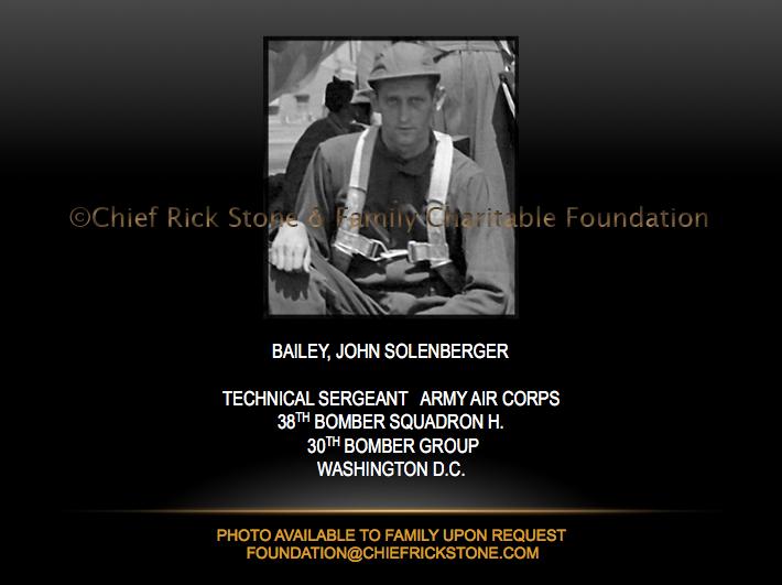 Bailey, John Solenberger