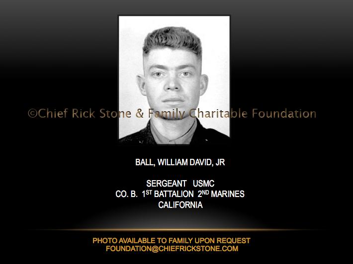 Ball, William David, Jr