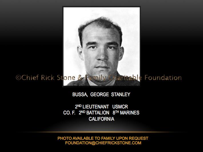 Bussa, George Stanley