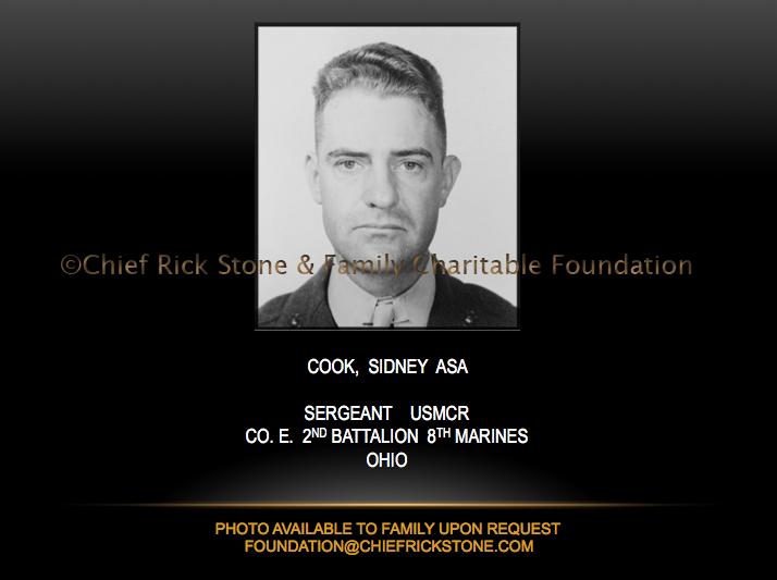 Cook, Sidney Asa