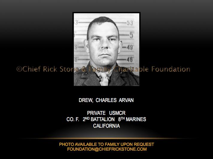 Drew, Charles Arvan