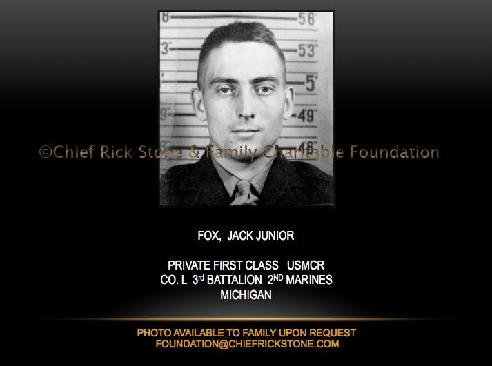 Fox, Jack Junior