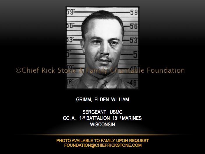 Grimm, Elden William