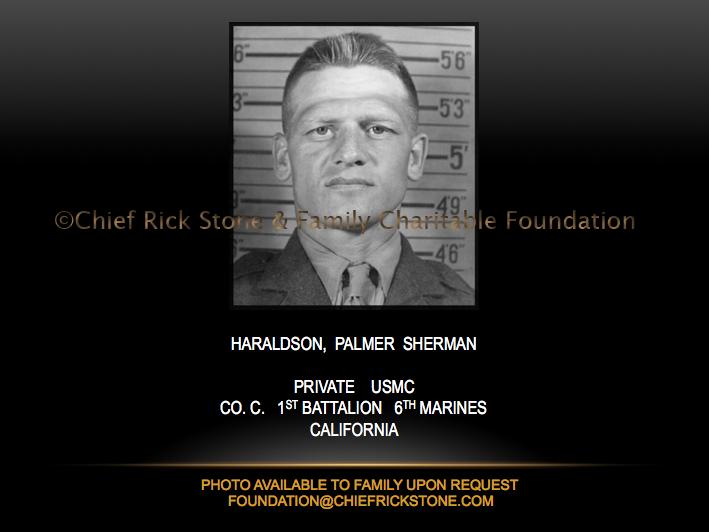 Haraldson, Palmer Sherman