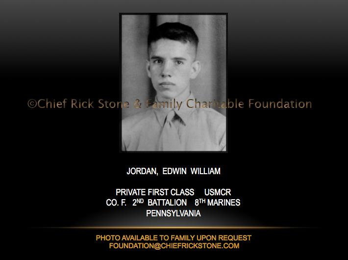 Jordan, Edwin William