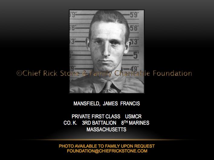 Mansfield, James Francis