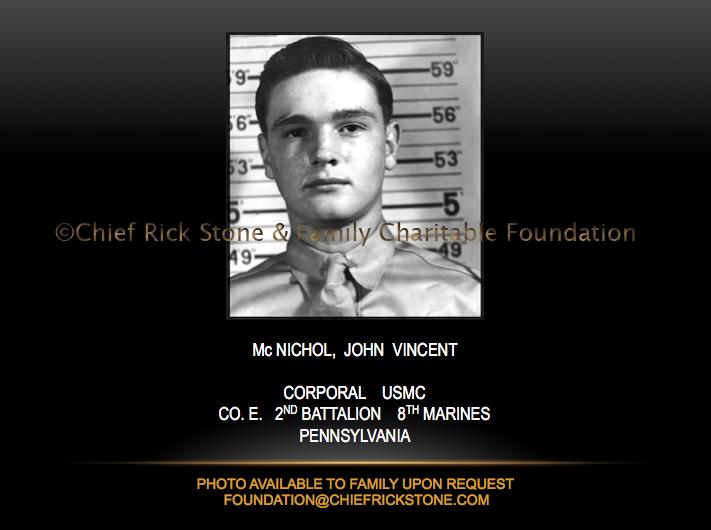 McNichol, John Vincent