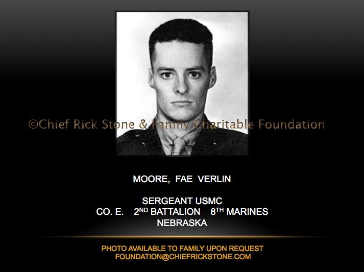 Moore, Fae Verlin