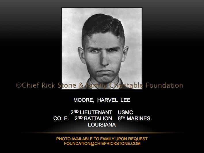 Moore, Harvel Lee