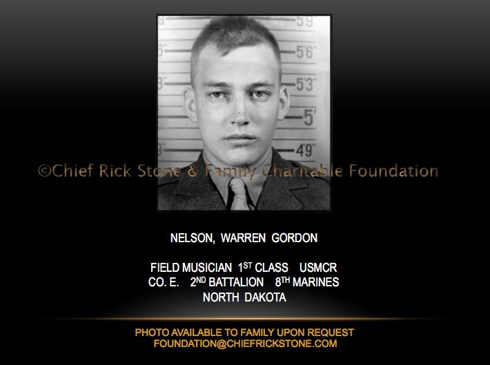 Nelson, Warren Gordon