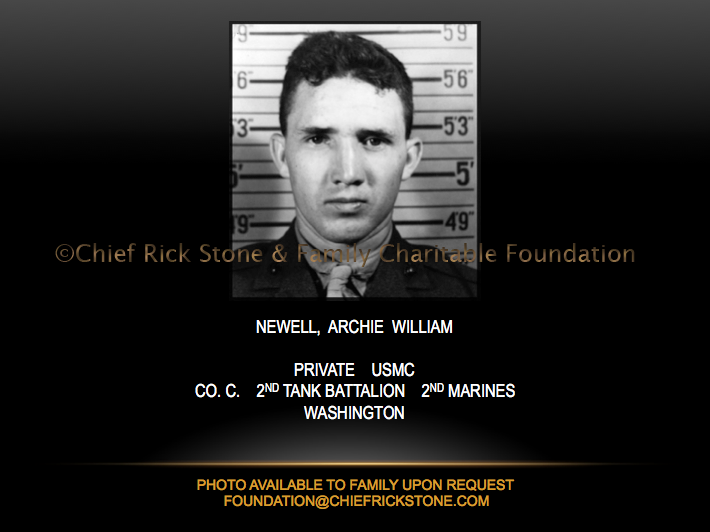 Newell, Archie William