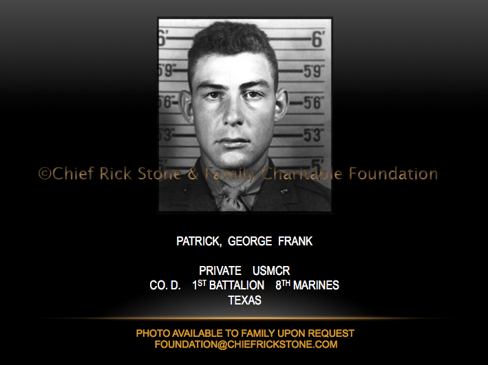 Patrick, George Frank