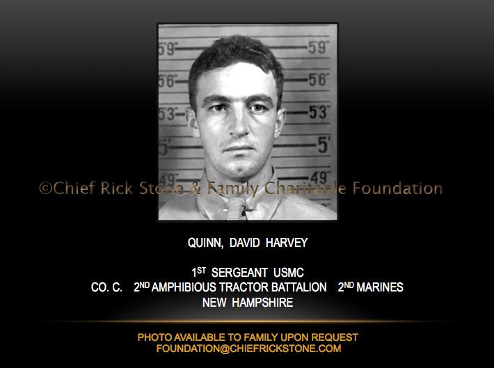 Quinn, David Harvey