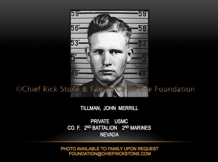 Tillman, John Merrill