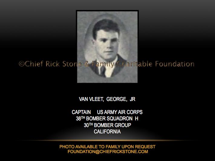 Van Vleet, George, Jr